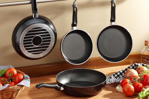 Сковорода: на що звернути увагу при виборі