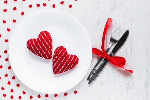 Романтична вечеря до Дня закоханих за 45 хвилин
