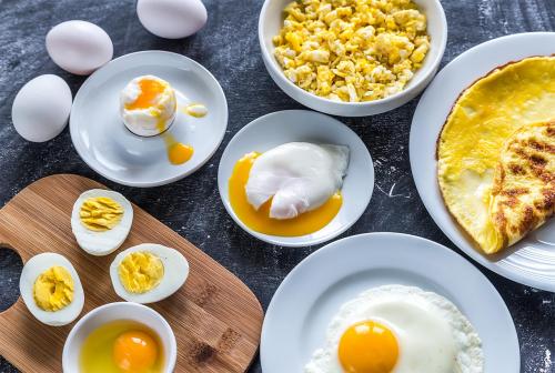 Від бенедикта до пашот: 7 простих способів приготування яєць