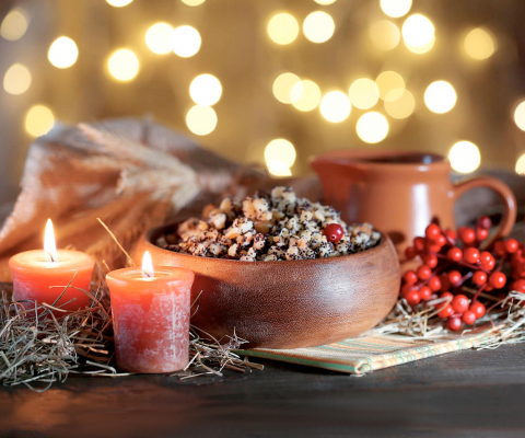 12 рецептів пісних страв до Різдва