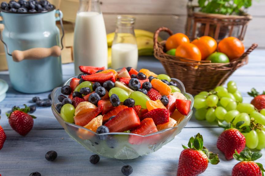 Як правильно харчуватись влітку