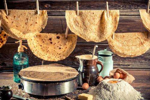 12 секретів приготування ідеальних млинців до Масляної