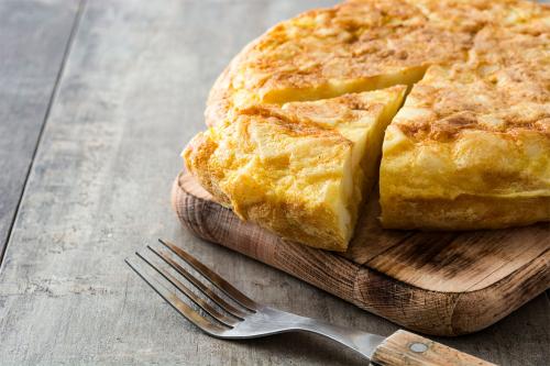 Солодке життя: готуємо королівський омлет на сніданок