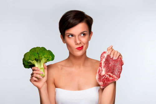 Відмова від м'яса: за і проти