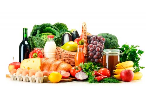 Скільки продуктів потрібно з'їсти, щоб отримати добову норму вітамінів