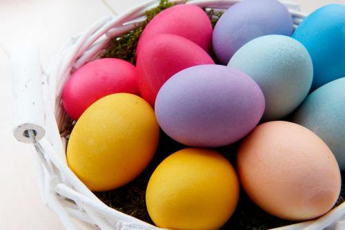 Непросте - золоте: як фарбувати великодні яйця?
