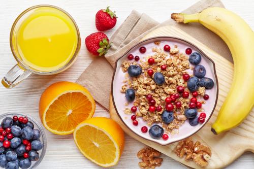 40 рецептів здорових і швидких сніданків