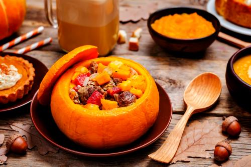 Хелловін: 3 страви з гарбуза до святкового столу!