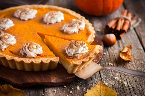 Halloween наближається: готуємо гарбузовий пиріг