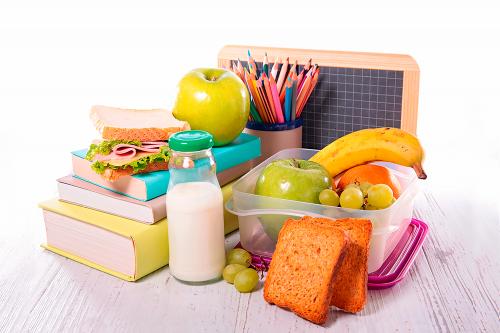 7 правил здорового харчування школярів