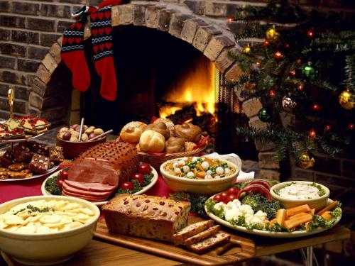 Рецепти найсмачніших новорічних закусок. Частина 1