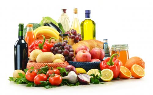 Скільки зберігаються речі та продукти харчування