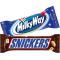 Шоколадні, шоколадно-вафельні батончики