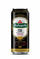 Пиво Kalnapils Lager ж/б 0,5л х24