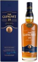 Віскі The Glenlivet 18 років 43% 0,7л (короб) х2