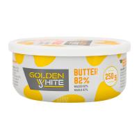 Масло Golden White вершкове солоне 82% 250г