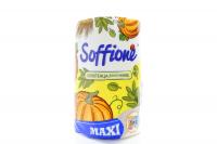 Рушники Soffione Maxi паперові 1шт х6