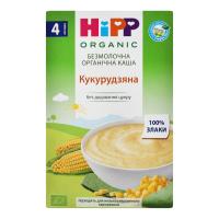 Каша Hipp безмол. органічна Кукурудзяна 200г х6