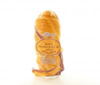 Хліб Кулиничі Батон нарізний звичайний нарізаний 0,5кг