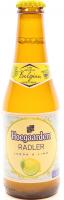 Пиво Hoegaarden Padler Lemon&Lime світле 0,25л