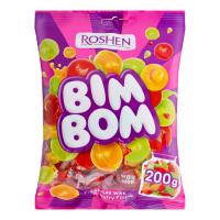 Цукерки Roshen Бім-Бом карамель 200г х22