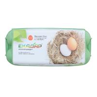 Яйця курячі Екадар вищої категорії 10шт