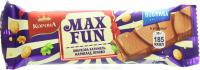 Шоколад Корона Maxfun мармелад, печиво і карамель 38г