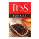 Чай Tess Sunrise чорний байховий 80г