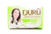 Мило туалетне тверде Duru Floral Sensations Jasmine & Milk Protein, 90 г