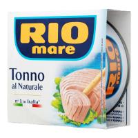 Тунець Rio mare у власному соку 160г