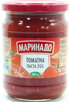 Паста томатна Маринадо 25% 500г