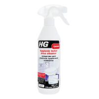 Засіб HG для чищення туалету 500мл х6