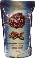 Кава Trevi Crema в зернах 1000г
