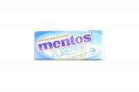 Жув.гумка Mentos свежая м`ята 15г х12