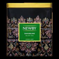 Чай Newby Darjeeling чорний ж/б 125г х6