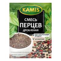 Суміш перців Kamis подрібнена 15г х25