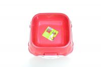 Миска Topsi для собак пластмасова 0,5 л арт. 4102 х6