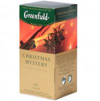 Чай Greenfield Christmas Mystery 25*1,5г