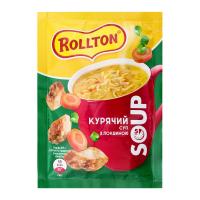 Крем-суп Rolton Курячий з локшиною 17г