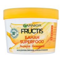 Маска Garnier Fructis Банан Superfood Екстра живлен 390мл х6