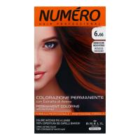 Фарба для волосcя NUMERO 6.66 х6