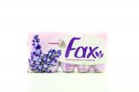 Мило туалетне тверде Fax Lavender, 5 шт.*70 г
