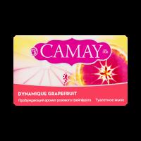 Мило туалетне тверде Camay Dynamique Grapefruit, 85 г
