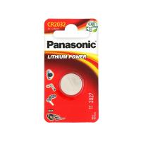 Батарейки Panasonic Lithium Power CR2032 1шт.