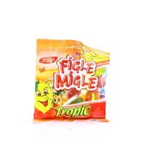 Цукерки Figle Migle Tropic Тропік 80г х12