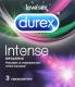Презервативи латексні Durex Intense Orgasmic, 3 шт.
