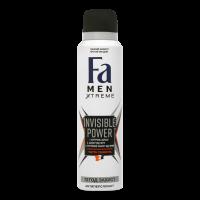 Дезодорант Fa Men Extreme invisible аерозоль 150мл х6