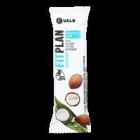 Батончик Fitplan вітамін. з кокосом глазур. 25г х12