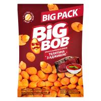 Арахіс Big Bob в оболонці зі смаком телятини-аджики 90г