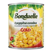 Кукурудза Bonduelle Gold солодка 850мл з/б х12